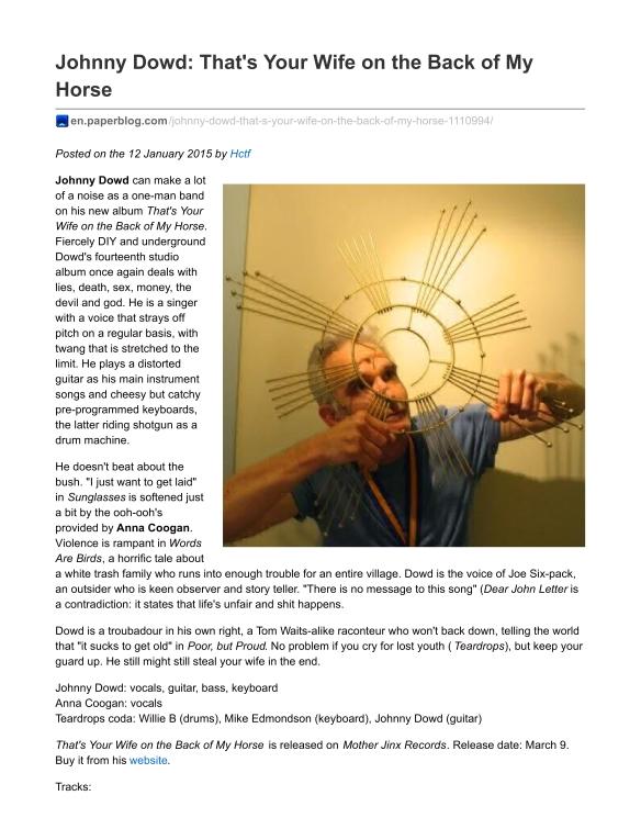 en.paperblog.com-Johnny_Dowd_Thats_Your_Wife_SHORT1
