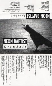 Covers,Lyrics/NeonBaptist/Crowbait,Live
