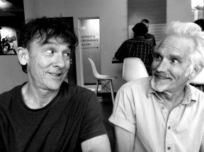 Mike and John