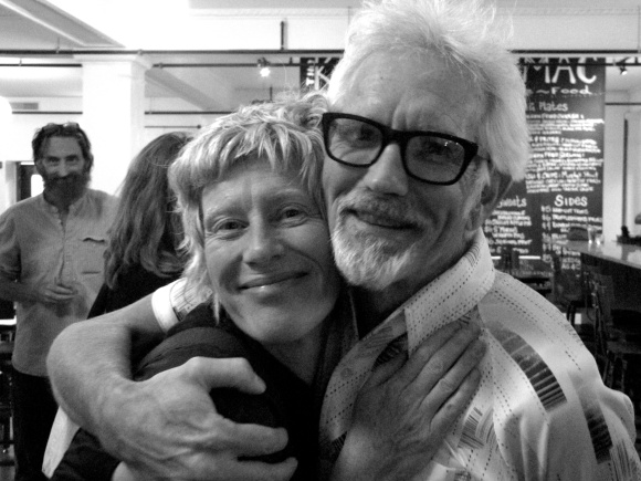 Sally Timms and Johnny Dowd