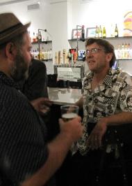 Dave Trumfio and Mike Edmondson