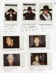 Photo_johnny Dowd,polaroid