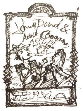 John Driscoll poster